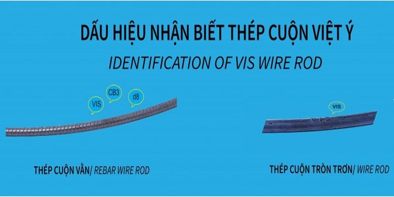 Ký hiệu thép cuộn Việt Ý - BAOGIATHEPXAYDUNG.COM