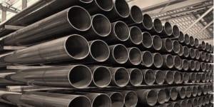 Thép ống đen cỡ lớn - BAOGIATHEPXAYDUNG.COM
