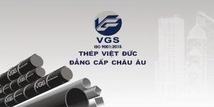 Thép Việt Đức VGS - BAOGIATHEPXAYDUNG.COM