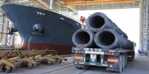 Thúc đẩy xuất nhập khẩu thép trên toàn hệ thống đạt kết quả cao